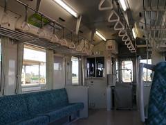 The interior (しまむー) Tags: panasonic lumix dmcgx1 gx1 sigma art 19mm f28 dn round trip train
