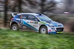 Juraj Šebalj Hyundai R5 panning (Dag Kirin) Tags: rally show santa domenica 2018 shakedown juraj šebalj hyundai r5 panning