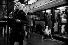 MALMO STREE TRAIN BW 181207-18-H1022515 (svenerikols) Tags: streetphotography street