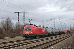 1116 170-2 ÖBB Großkorbetha 09.12.2018 (2) (Jens Mittwoch) Tags: siemens taurus ochse stier österreichische bundesbahn lgc dezember