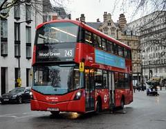 HV373 LF67EVG (PD3.) Tags: london bus buses england uk sight seeing sightseeing psv pcv arriva volvo wright hv373 hv 373 lf67evg lf67 evg