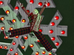 wooohooo2 (Tympany) Tags: cureless skin deepdreamskin genus genusclassichead mesh fitmesh fittedmesh maitreya maitreyameshbody bento doux angelinehairstyle equal10 noticemesantapai spectacledchic sweater pants lazydaysweaterpants winter bttb scarf storascarf boystothebone mittens 8f8 octopus octopusmittensred gacha sneakers runners runningshoes bleichwarningxmas bleich omega foxcityadventcalendar advent jump joy christmas hopshop secondlife avatar pixel blog fashion event shop meshhair happy pose elephanteposes jumparound wordpress invivoinsilico excite snowflake red green white blond converse knits wool warm seasonal holidays plaid stripes