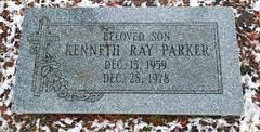 Grave Site of Kenneth Parker, John Wayne Gacy, Jr. Murder Victim (Chicago Crime Scenes) Tags: gacy serialkiller massmurderer murder rape johnwaynegacy chicago crime execution kidnap