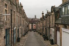 Church Skyline (separatesunsets) Tags: architecture deanvillage edinburgh old scotland stockbrigde waterofleith