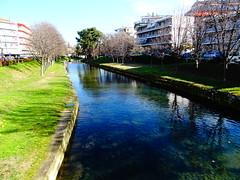 Τρικαλα Θεσσαλια DSC07833 (omirou56) Tags: 43ratio river trikala thessalia city greece hellas sky trees water cityscape ελλαδα τρικαλα θεσσαλία ποταμι δεντρα ουρανοσ αντανακλαση reflection