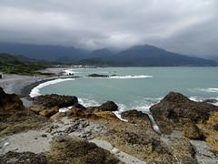 From Sanxiantai bridge (Claire Backhouse) Tags: taiwan taitung sanxiantai bridge landmark island ocean water view landscape sky clouds mountains explore explored