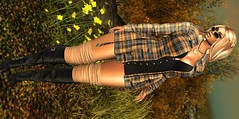 Cece... (ღMandarine12ღ) Tags: blueberry truth catwa head maitreya body mesh avatar sexy girl blog fashionlook sl secondlife