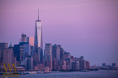 IMG_6932 (Will Vaultz) Tags: newjersey newyorkcityskyline wehawken willvaultzphotography bigapple cityview magichour skyline sunset