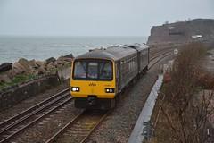"Great Western Railway Green Class 143, 143611 (37190 ""Dalzell"") Tags: gwr greatwesternrailway firstgroup noddingdonkey walteralexander andrewbarclay busbody pacer 2car class143 143611 dawlishwarren"