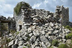 Megalithic farmstead (orientalizing) Tags: abandoned architecture deepmani farmstead greece houses katopagki lowermani mani messamani peloponnese ruins thyrides