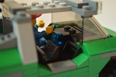 Halo M12 Warthog (Shnezman) Tags: lego moc halo video game car truck vehicle minifigure shnezman
