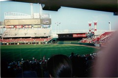"Great American Ballpark • <a style=""font-size:0.8em;"" href=""http://www.flickr.com/photos/109120354@N07/46026847021/"" target=""_blank"">View on Flickr</a>"