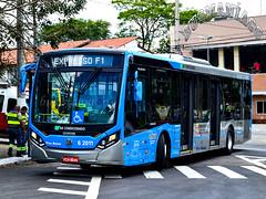 6 2011 TUPI - Transportes Urbanos Piratininga (busManíaCo) Tags: busmaníaco nikond3100 nikon d3100 ônibus bus buses urbano caioinduscar tupi transportes urbanos piratininga millennium iv volksbus 18280 ot low entry