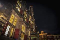 Delft at Night #6