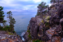Beachey Head, Coast Trail, East  Sooke Park, 2018 (Dave Byng) Tags: 2018 sooke eastsookepark canada coasttrail fall pacificocean britishcolumbia