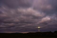Cape Egmont Lighthouse (Lyndon (NZ)) Tags: 2018 lighthouse lowlight longexposure newzealand nz taranaki motion cloudscape landscape architecture
