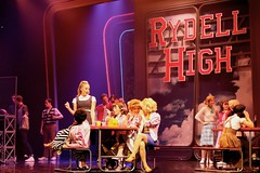 Grease : The Broadway Musical (Prayitno / Thank you for (12 millions +) view) Tags: rccl rcl royal caribbean international cruise ship lines harmony oftheseas seas nightly entertainment night production grease broadway musical show dance dancer young boy boys pretty cute sexy girl girls blond blonde brunette high school rydel lighting excellent performance showmanship outstanding stage people costume design rydell pink tbird ladies