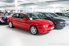 Jaguar X-Type 2,5-Litre Sport Saloon 'First of Line' - 2001 (Perico001) Tags: x1typ xtype sport 2001 4x4 4wd awd allrad allwheeldrive sedan berline berlina saloon auto automobil automobile automobiles car voiture vehicle véhicule wagen pkw automotive nikon df 2018 ausstellung exhibition exposition expo verkehrausstellung carshow musée museum automuseum trafficmuseum verkehrsmuseum muséeautomobile museo autoshow britishmotormuseum gaydon warvick engeland england angleterre uk unitedkingdom greatbritain grootbrittannië oldtimer classic klassiker jaguar daimler jaguarcarsltd coventry jaguarheritagetrustcollection