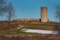 20181216-DSC_6090.jpg (GrandView Virtual, LLC - Bill Pohlmann) Tags: wisconsin stonefoundation farm abandoned rural weyerhaueserwi rustic silo