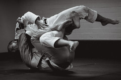 Flying Scramble (Corey Rothwell) Tags: bjj hawaii blackandwhite wrestling ufc mma fight