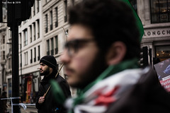 Syria Freedom Rally - London (Yago Ruiz · Photography) Tags: leica m240 london londres uk unitedkingdom street streetphotography photography 35mm 50mm 28mm summicron summilux noctilux