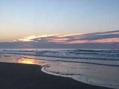 IMG_5105 (francesxcabrini) Tags: chincoteague assateague island ocean sea sunset beach