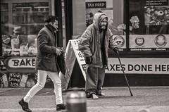 Circle of life (Capitancapitan) Tags: circle life manhattan nyc bronx new york black white pentax