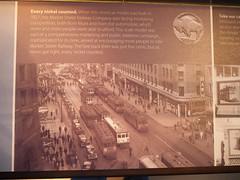P9193048 (bentchristensen14) Tags: usa unitedstatesofamerica california sanfrancisco sanfranciscorailwaymuseum museum tram steuartstreet