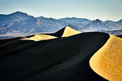 Mesquite Sand Dunes 1 (S. Peterson) Tags: stevepeterson deathvalley california mesquitesanddunes