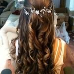 Wedding Hairstyles : Half up half down wedding hairstyles #weddings #hairstyles #weddinghairstyles #w... thumbnail