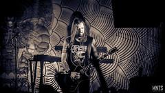Amorphis - live in Kraków 2019 fot. Łukasz MNTS Miętka-35