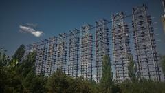 DUGA-radar (M3rido) Tags: woodpecker duga radar prypjat chernobyl missile defense sovjet metal lost place abandoned high