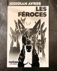 A good mail day when a friend sends you their first book to have been translated into French with a personal inscription. (Argotism) Tags: 365the2019edition 3652019 day23365 23jan19 jan