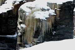 dee-ice (walter.innes) Tags: walterinnes riverdee linnodee frozen icicles ice winterwatch