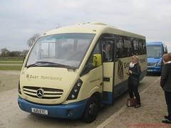"2018 1127 01 MERCEDES 816D PLAXTON CHEETAH 2  2009 EAST YORKSHIRE 20 A20EYC (YX59FSD) AT BURTON AGNES (Andrew Reynolds transport view) Tags: europe uk transport bus coach transit passenger omnibus diesel ""mass transit"" 2018 1127 01 mercedes 816d plaxton cheetah 2 2009 east yorkshire 20 a20eyc yx59fsd at burton agnes"