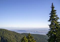 Grouse Montain, Vancouver (Rodrigo Alves - Piracicaba) Tags: vancouver canadá sky canada vancouverbc vancity vancouvercanada vancouverisawesome grousemontain holiday