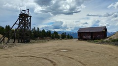 Mining Ruins along Route of the Silver Kings, Leadville, CO 2 (12) (chfstew) Tags: chfstew colorado colakecounty ruins