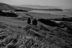 DSC03165 (carlosperezmosteiro) Tags: cañon artilleria costa rommel defensa europa coruña fuerte san pedro vickers artillery coast spain españa francisco vazquez parque publico verde mar nature