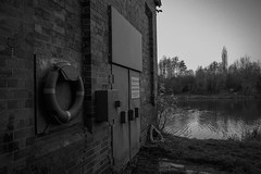 Asfordby Valley Reservoir and Holwell Works Pumping Station. (nick.upton19@btinternet.com) Tags: