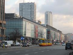Konstal 105N2/2000, #2074+2075, Tramwaje Warszawskie (transport131) Tags: tram tramwaj tw warszawa ztm warsaw wtp konstal 105n2k2000 105n2k 105n