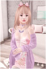 121118_2 (Magnus Vale) Tags: secondlife second life powder pack okinawa winter festival arcade epiphany collabor88 gift advent gacha gosee pink fuel pf mudskin genus project sweet thing nova blueberry dazed kmh pure poison reign lagom chimia fetch haikei magnusvale