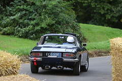 Bo'ness Revival Classic Show & Hill Climb 2018 (<p&p>photo) Tags: blue 1972 1970s 70s seventies triumphstag triumph stag fco55f bonessclassicshow boness autoshow classiccarshow carshow classicshow bonessrevivalclassicshow bonesshillclimb2018 hill climb 2018 bonessrevivalhillclimb2018 revival bonessrevivalclassicshowhillclimb2018 classic show auto car race racing sport motorsport hillclimb scotland uk automobile championship historic motor track worldcars bonesshillclimb bonessspeedhillclimb kinneil kinneilestate falkirk edinburgh bonesshillclimbrevival motorsports classiccar september2018 september