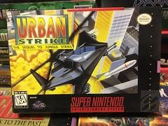 urban strike (timp37) Tags: urban strike super nintendo video game jungle