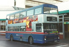 2460 (WT) NOA 460X (WMT2944) Tags: 2460 noa 460x mcw metrobus mk2 wmpte west midlands travel
