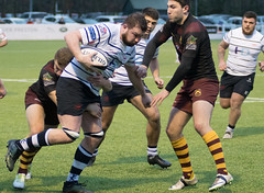 Preston Grasshoppers 22 - 27 Hudderrsfield January 05, 2019 36541.jpg (Mick Craig) Tags: 4g lancashire action hoppers prestongrasshoppers agp preston lightfootgreen union fulwood upthehoppers rugby huddersfield rugger sports uk