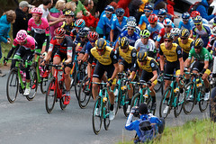 ONE PACK (skysthelimit333) Tags: tourofbritain peloton 2018 cumbria whinlatterpass bikerace cycling