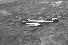 IAF Gloster Meteor F8, 1954 (aeroman3) Tags: 141 חילאויר מטאור מטוס צבא צהל מפגן תעופה
