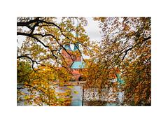 Luebeck in autumn (Passie13(Ines van Megen-Thijssen)) Tags: deutschland luebeck fujifilm x100f inesvanmegen inesvanmegenthijssen autumn herfst herbst