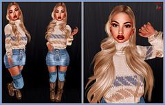 [CPS] Ryana Hazel (Skylah Kesslinger) Tags: lotd dubai event  dubaievent secondlife n21 slnewreleases estilovirtual latinasensl revoul doux lbswear vex zenith lueurbeauty mandalajewelry