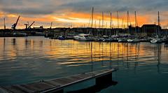 marina, brest (eric-foto) Tags: portdeplaisancedebrest nikond800 pennarbed finistère brest reflets port harbour boat bateau mer sea bretagne breizh brittany bzh centreville marina